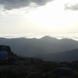 Sur les hauteurs de Vizzavone