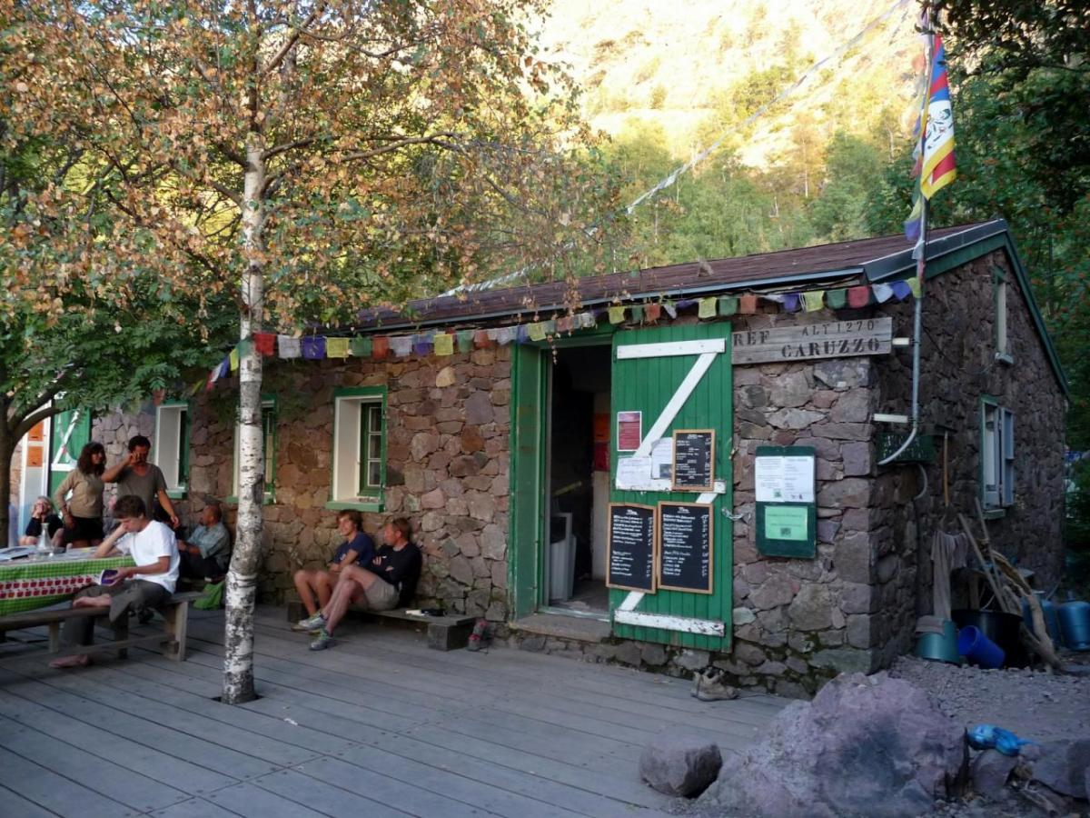 GR20: le refuge de Carrozzu
