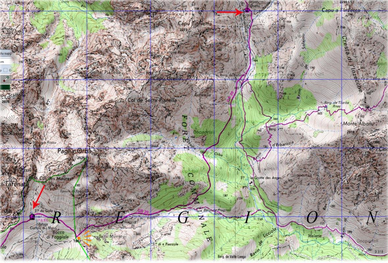 Carte étape 5