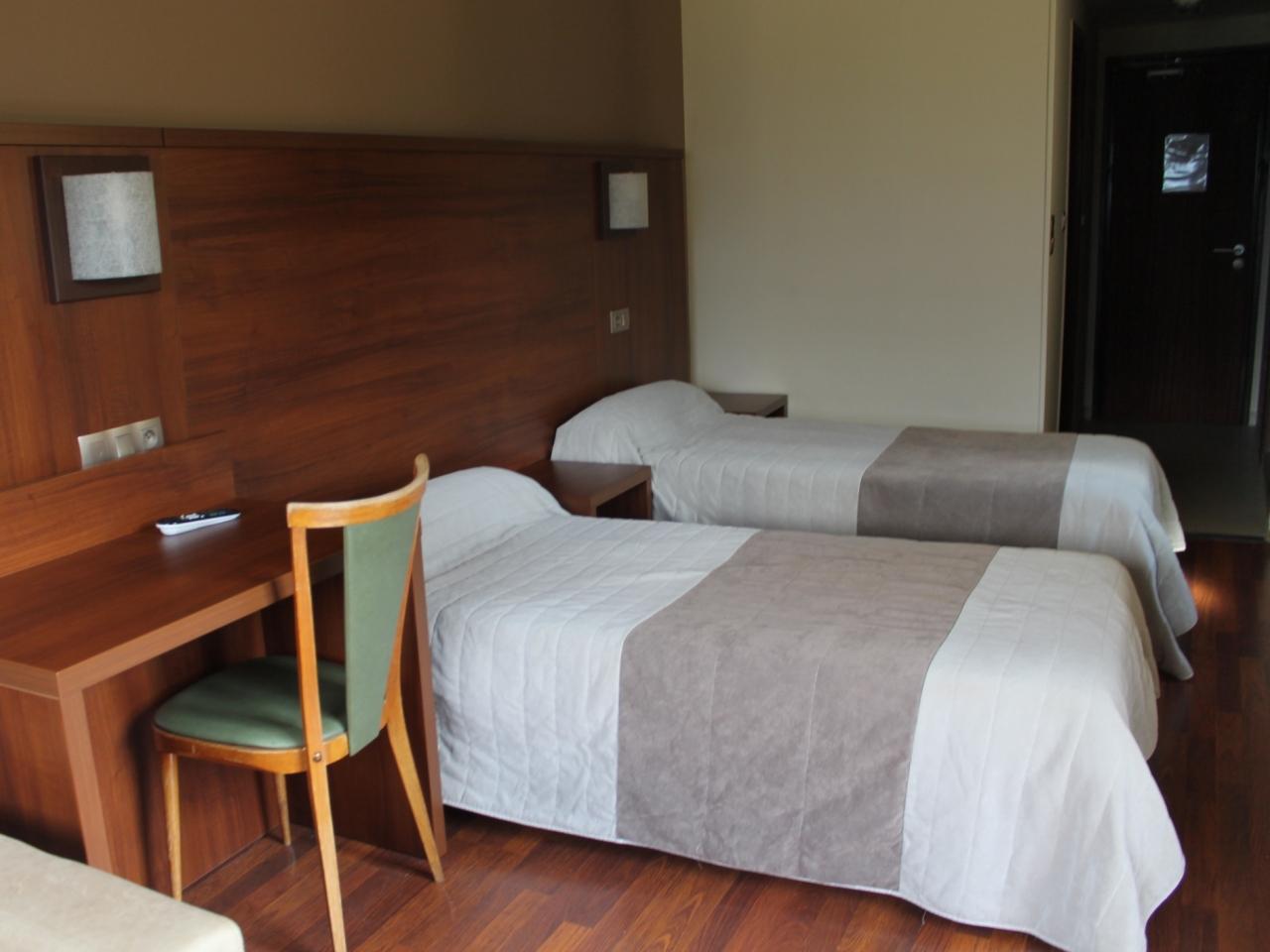 Chambre castel di vergio hotel