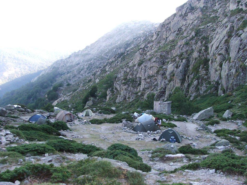 Le refuge d'Usciolu/