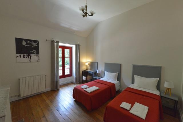 Room in Vizzavona Hotel