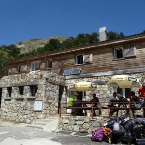 GR20 : le refuge d'E Capannelle