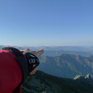 Corsican Ridges