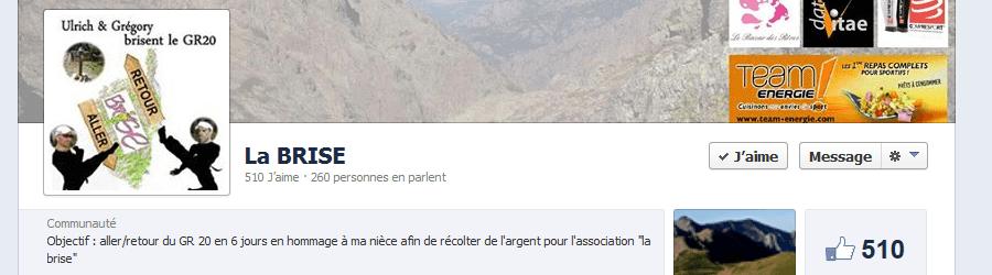 La brise facebook 1