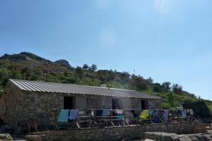 GR20 : Le refuge de Manganu