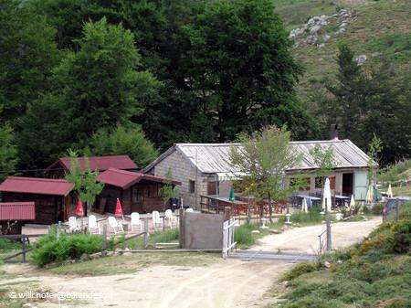Le refuge Matalza