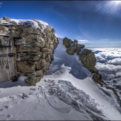 Vue sur le Monte Rotondo