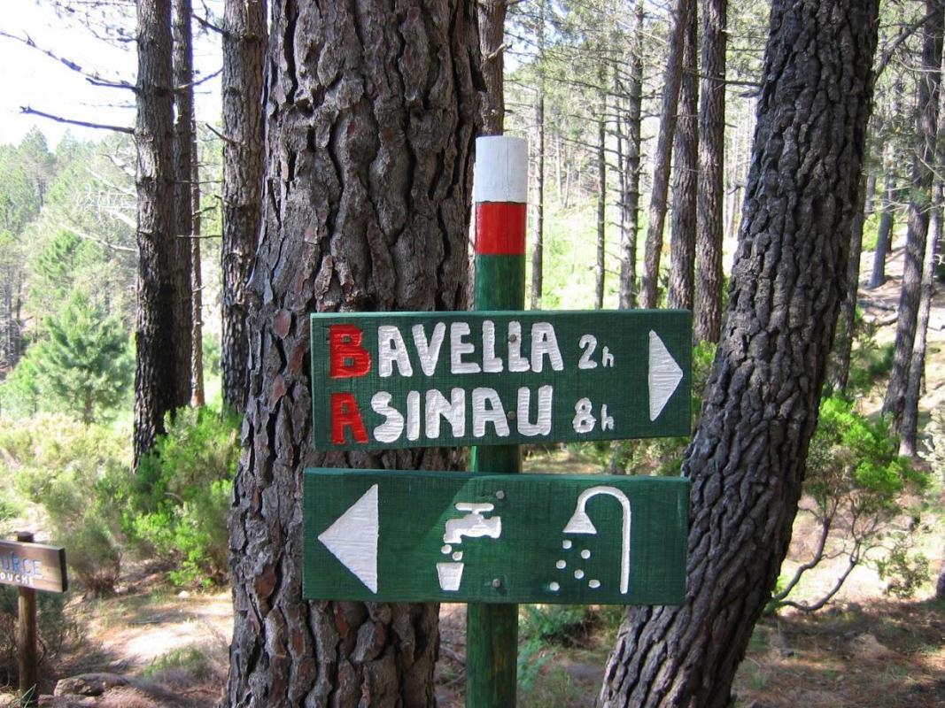 Bavella Indication