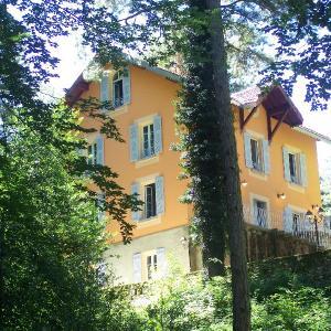 Vizzavona : gare, hôtel et refuge